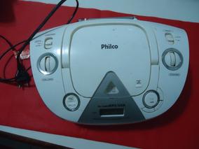 Rádio Portátil Philco : Pb126br. Mp3/usb