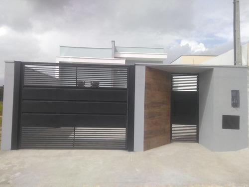 Imagem 1 de 21 de Casa Com 2 Dormitórios À Venda, 70 M² Por R$ 310.000 - Parque Do Museu - Caçapava/sp - Ca1399