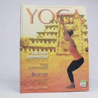 Revista Yoga En Síntesis Gfu Práctica Teoría Asanas C1s