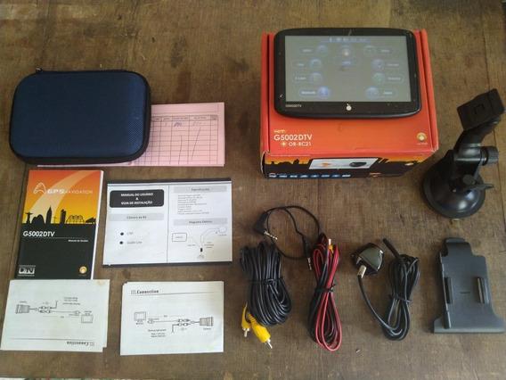 Gps Orange G5002dtv + Or-rc21