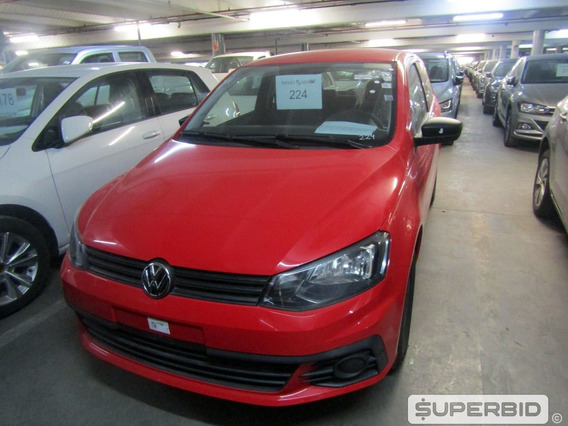 Volkswagen Gol Trend Pa 1.6l 3p Base Para Patentar Urgente