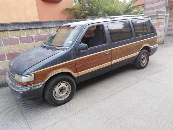 Chrysler Grand Caravan Para Piezas