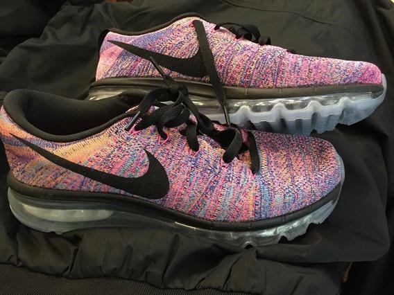 Zapatillas Nike Mujer Air Deporte Run Coloridas