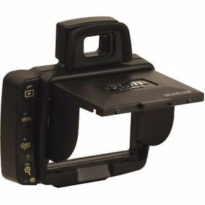 Sombreador Para Nikon D40 Delkin Dnd40-s