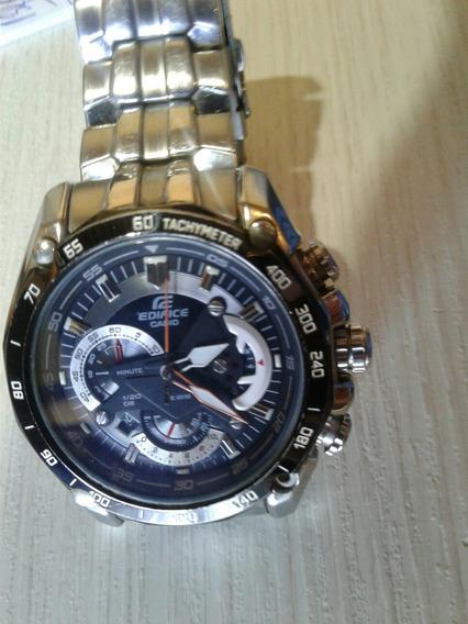 Relógio Casio Edifice Ef-550d-1avdf