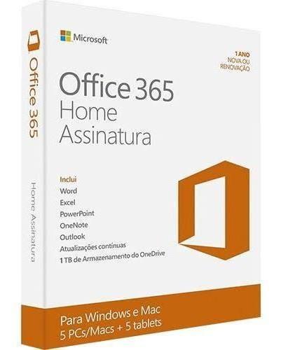 Microsoft Office 365 Personal Pc / Mac
