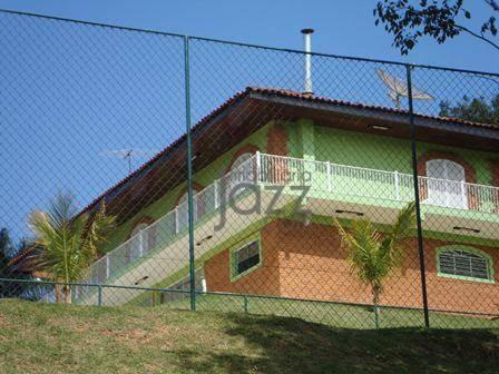 Chácara Com 4 Dormitórios À Venda, 4440 M² Por R$ 1.300.000,00 - Vale Verde - Vinhedo/sp - Ch0182