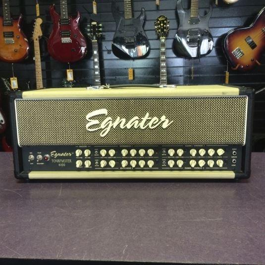 Amplificador De Guitarra Egnater Tourmaster 4100 (head)