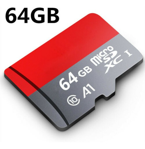Cart?o De Memoria Micro Sd Sdhc Sdxc Class10 64gb