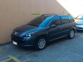Peugeot 207 Sw 1.4 Xr Sport Flex 5p 2009