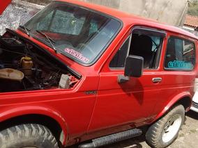 Jeep Lada Niva 1.8 Ap Alcool