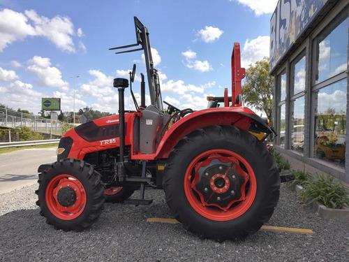 Tractor Agricola Hanomag Tr85 85hp 4x4 Promocion!!!