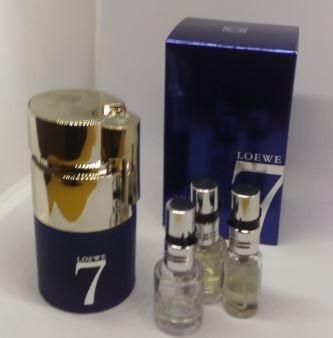 Amostra Decant Perfume Masculino Loewe 7 Seven Frasco 5ml