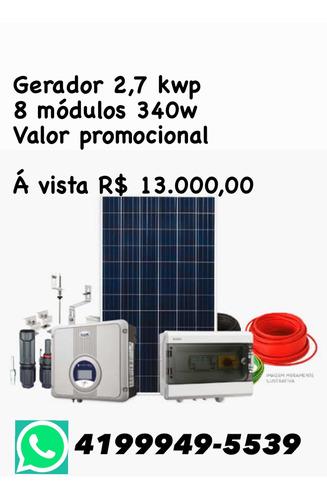 Imagem 1 de 4 de Energia Solar