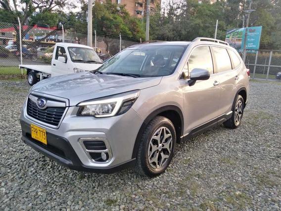 Subaru Forester Dinamique