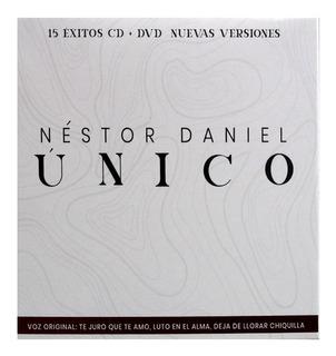Cd Dvd Néstor Daniel Único Edicion Limitada