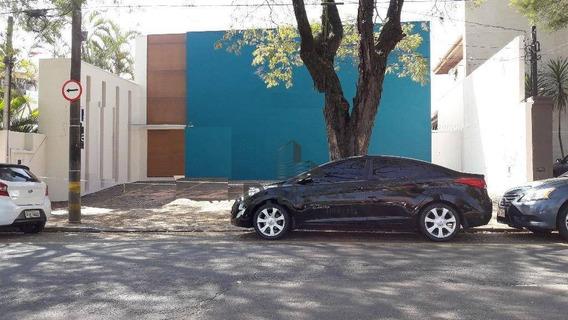 Casa Para Alugar, 390 M² Por R$ 15.000/mês - Nova Campinas - Campinas/sp - Ca12016