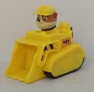 Paw Patrol Vehículo Con Figura Chico Original