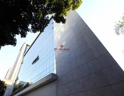 Excelente Sala Com 48,34m² No Santo Agostinho! - 13235