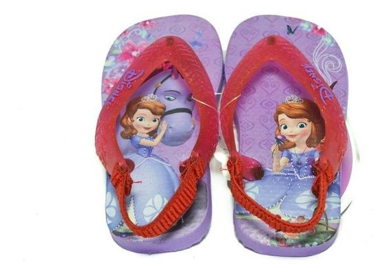 Ojotas Disney Princesa Sofia Bebe