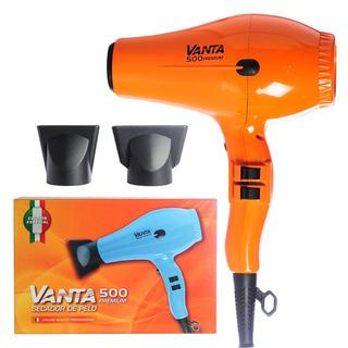 Vanta 500 Premium Secador De Pelo Compacto Naranja 2000watts