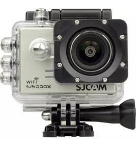 Sjcam Sj5000x Elite Wifi Camera Esportiva Original Envio Hj
