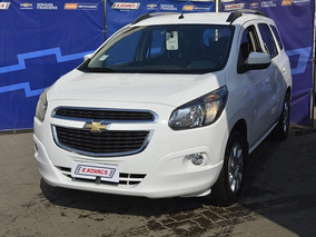 Chevrolet Spin Ltz At Ac 2017