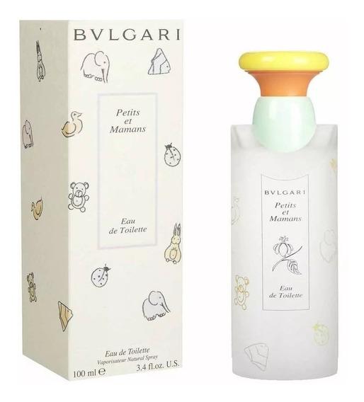 Perfume Bvlgari Petits Et Mamans 100ml Unissex Infantil