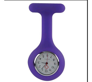 Relógio Enfermeiro Enfermagem Lapela De Bolso Médico Fisio