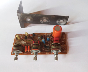 Controle De Tonalidade Do Receiver Gradiente R-343 / Ds-40