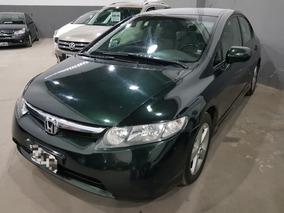 Honda Civic Lxs 1.8 Aut - Transferencia Bonificada