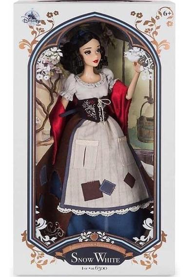 Boneca Branca De Neve D23 Snow White Edição Limitada Limited