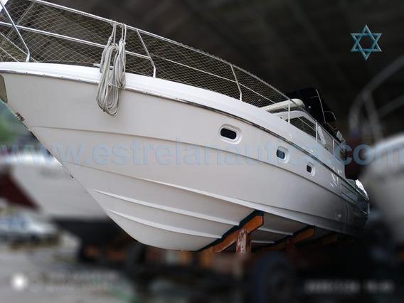 Lancha Intermarine 440 Full Barco Iate N Fairline Cimitarra