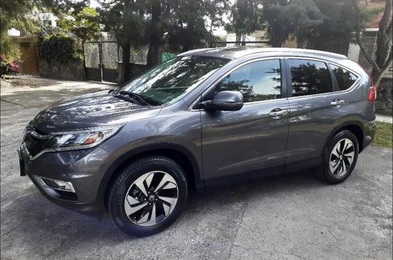 Honda Cr-v 2.4 Exl Navi 4wd Mt 2015