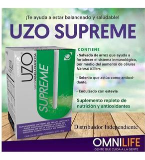 Uzo Supreme Omnilife