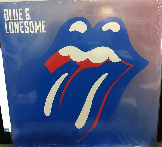 Lp Rolling Stones - Blue And Lonesome (duplo, Importado)