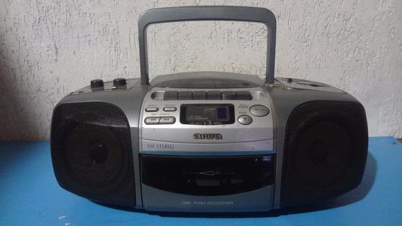 Rádio Aiwa Es 245 - Ler Descrição !!