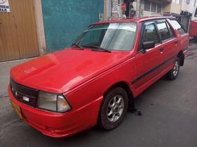 Renault R18 Ts Rojo
