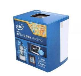 Processador Intel - G1840 Lga1150 Celeron 2.8ghz/2mb Box