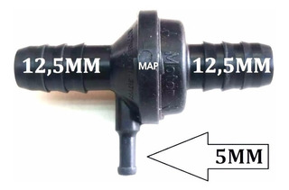Válvula Servo Freio Universal Astra Vectra S10 Omega Suprema