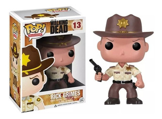 Funko Pop | The Walking Dead - Rick Grimes 13