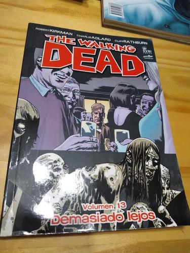 The Walking Dead 13 - Kirkman - Adlard - Ovni Press 2014 - U