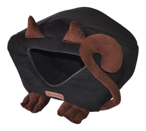 Cama Cueva De Gato - Para Perros Y Gatos
