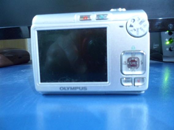Câmera Fotográfica Olympus Zoo 7,1 X-775 Funciona Bem