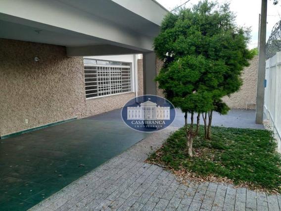 Casa Ampla, Com Ótimo Localização! Residencial Ou Comercial! - Ca1349