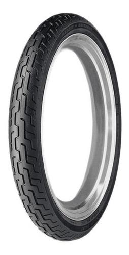 Imagen 1 de 5 de Cubierta Dunlop Moto D402 Mh90-21 Harley #249023