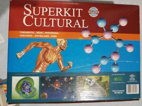 Superkit Cultural - Conjunto Educacional Completo
