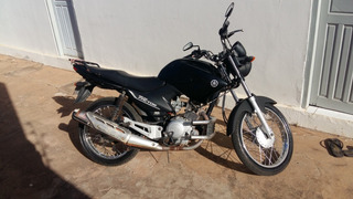 Moto Yamaha 125c