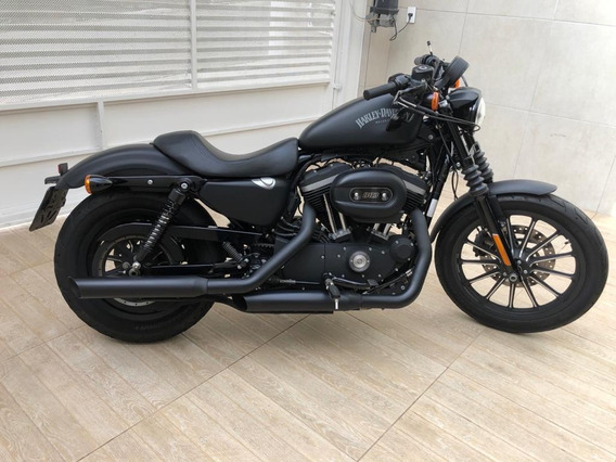 Harley Davidson Sportster Iron 883 Iron 2015