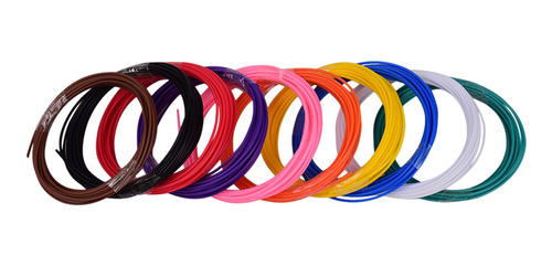 Imagen 1 de 10 de Filamento Pcl Anet 1.75 Mm Material Ecológico P/impresión 3d